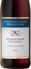 2018 Meersburger Rieschen SPÄTBURGUNDER ROTWEIN QbA -trocken- 0.75 l Stwgt. Meersburg