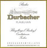 2019 Durbacher Plauelrain KLINGELBERGER RIESLING QbA -trocken- Ltr. WG Durbach