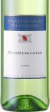 2016 WEISSER BURGUNDER  QbA -trocken- Gutswein 0.75 l Stwgt. Meersburg Bodensee