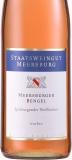 2017 Meersburger Bengel SPÄTBURGUNDER WEISSHERBST QbA -trocken- 0.75 l Stwgt. Meersburg